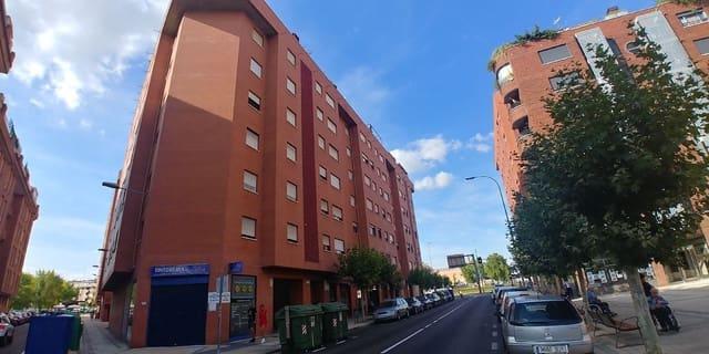3 camera da letto Appartamento in vendita in Palencia citta - 135.000 € (Rif: 5057357)