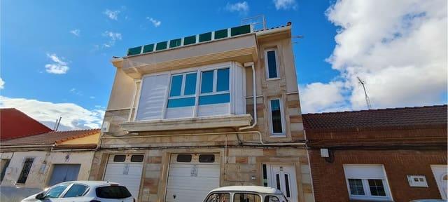 6 sovrum Hus till salu i Palencia stad med garage - 194 500 € (Ref: 5057377)