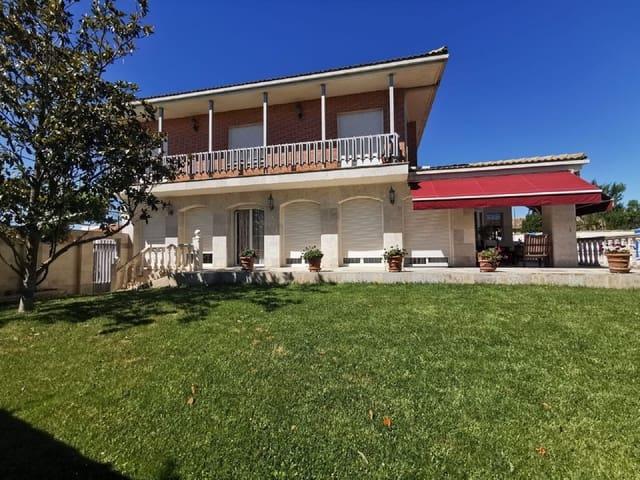 4 soverom Villa til salgs i San Cebrian de Campos - € 260 000 (Ref: 5620484)