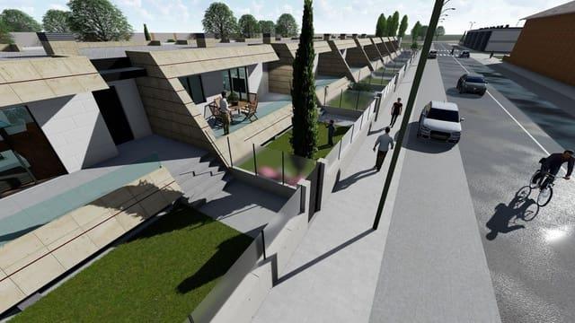 3 sovrum Hus till salu i Palencia stad med garage - 265 000 € (Ref: 5942075)