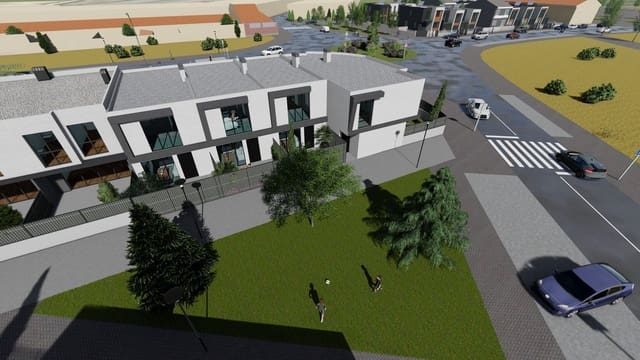 3 sypialnia Dom na sprzedaż w Miasto Palencia z garażem - 169 500 € (Ref: 6381976)