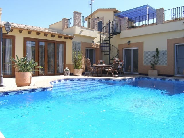 4 sovrum Finca/Hus på landet till salu i Almoradi med pool - 235 000 € (Ref: 4495638)