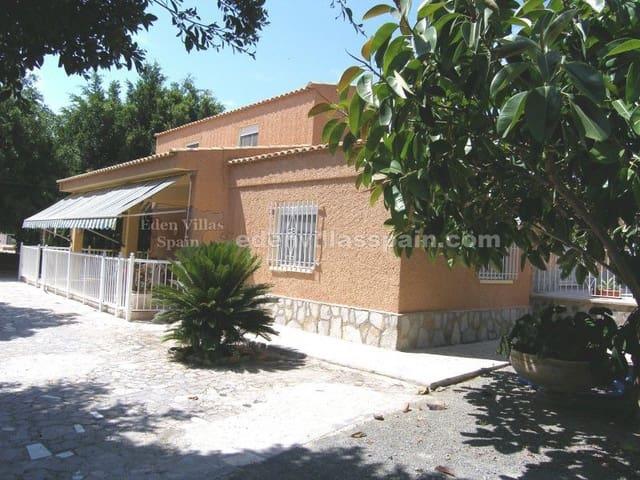 7 sovrum Finca/Hus på landet till salu i Arenales del Sol med pool - 270 000 € (Ref: 5787532)