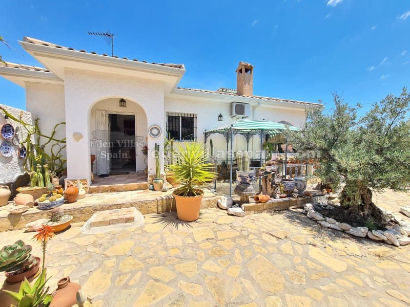 2 bedroom Finca/Country House for sale in Tibi - € 169,500 (Ref: 6122164)