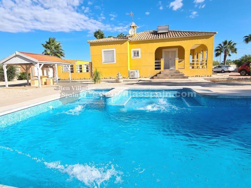 3 bedroom Villa for sale in Catral - € 309,995 (Ref: 6316373)