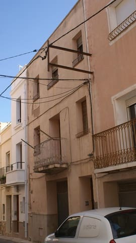 5 sovrum Hus till salu i El Perello med garage - 70 000 € (Ref: 5115482)