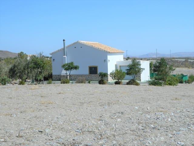 3 chambre Finca/Maison de Campagne à vendre à Uleila del Campo avec garage - 130 000 € (Ref: 4256213)