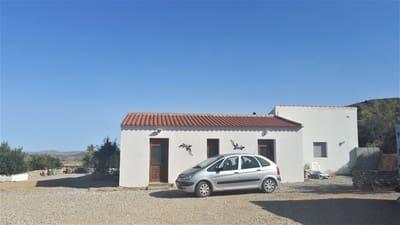 4 chambre Finca/Maison de Campagne à vendre à Benizalon - 105 000 € (Ref: 4438480)