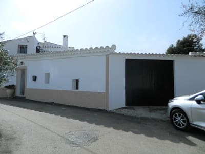 4 bedroom Townhouse for sale in Sorbas with garage - € 114,500 (Ref: 4464331)