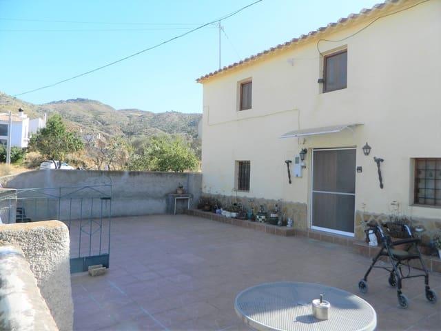 4 sovrum Finca/Hus på landet till salu i El Marchal (Lubrin) - 125 000 € (Ref: 4706213)