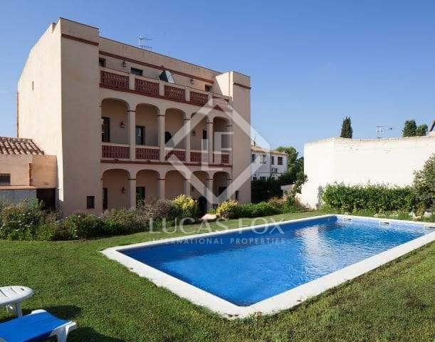 10 quarto Comercial para venda em Sant Pere de Ribes com piscina - 1 500 000 € (Ref: 2667929)