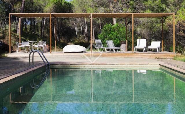 6 sovrum Finca/Hus på landet till salu i Sant Pere de Ribes med pool garage - 1 795 000 € (Ref: 2708155)