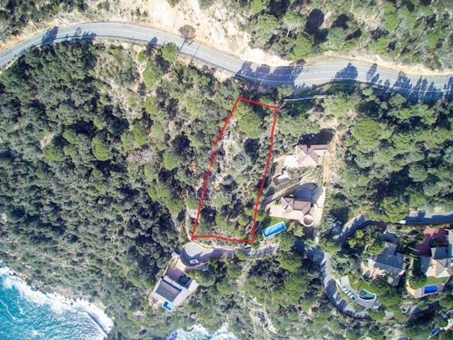 Building Plot for sale in Sant Feliu de Guixols - € 1,700,000 (Ref: 3314358)