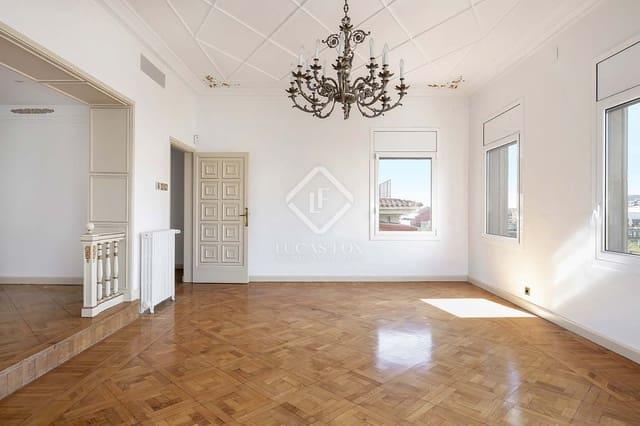 4 quarto Penthouse para arrendar em Barcelona cidade - 8 000 € (Ref: 3351824)