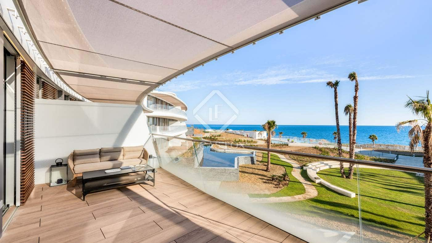 3 bedroom Apartment for sale in Marbella with pool garage - € 890,000 (Ref: 3405965)