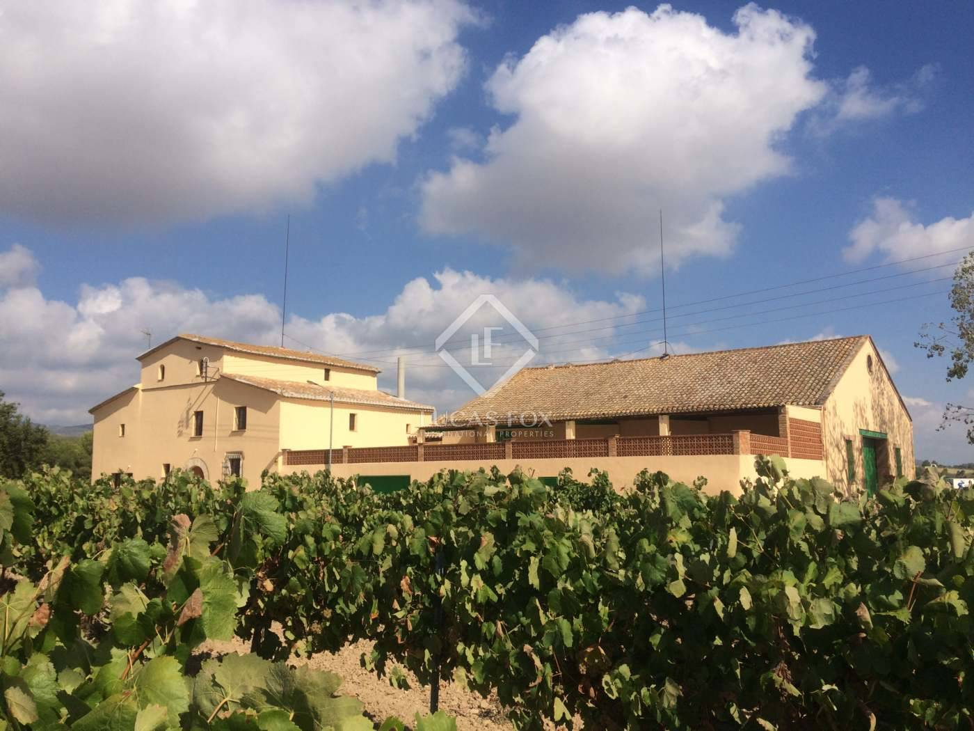 12 soverom Finca/Herregård til salgs i Castellet i la Gornal med garasje - € 2 200 000 (Ref: 3521323)