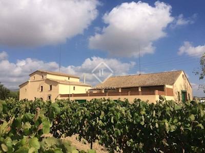 12 Zimmer Finca/Landgut zu verkaufen in Castellet i la Gornal mit Garage - 2.200.000 € (Ref: 3521323)