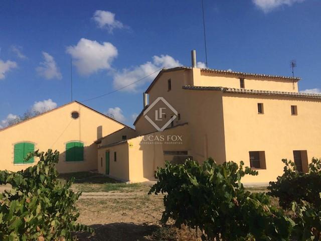 Finca/Casa Rural de 12 habitaciones en Castellet i la Gornal en venta con garaje - 2.200.000 € (Ref: 3521323)
