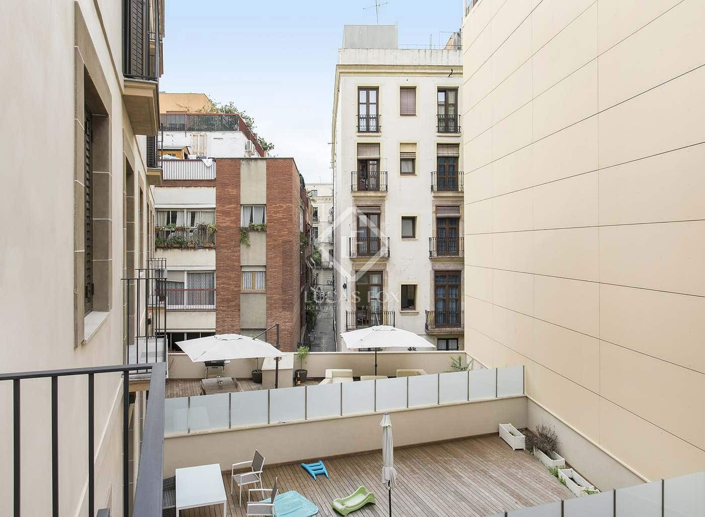 1 bedroom Apartment for rent in Barcelona city with pool ...
