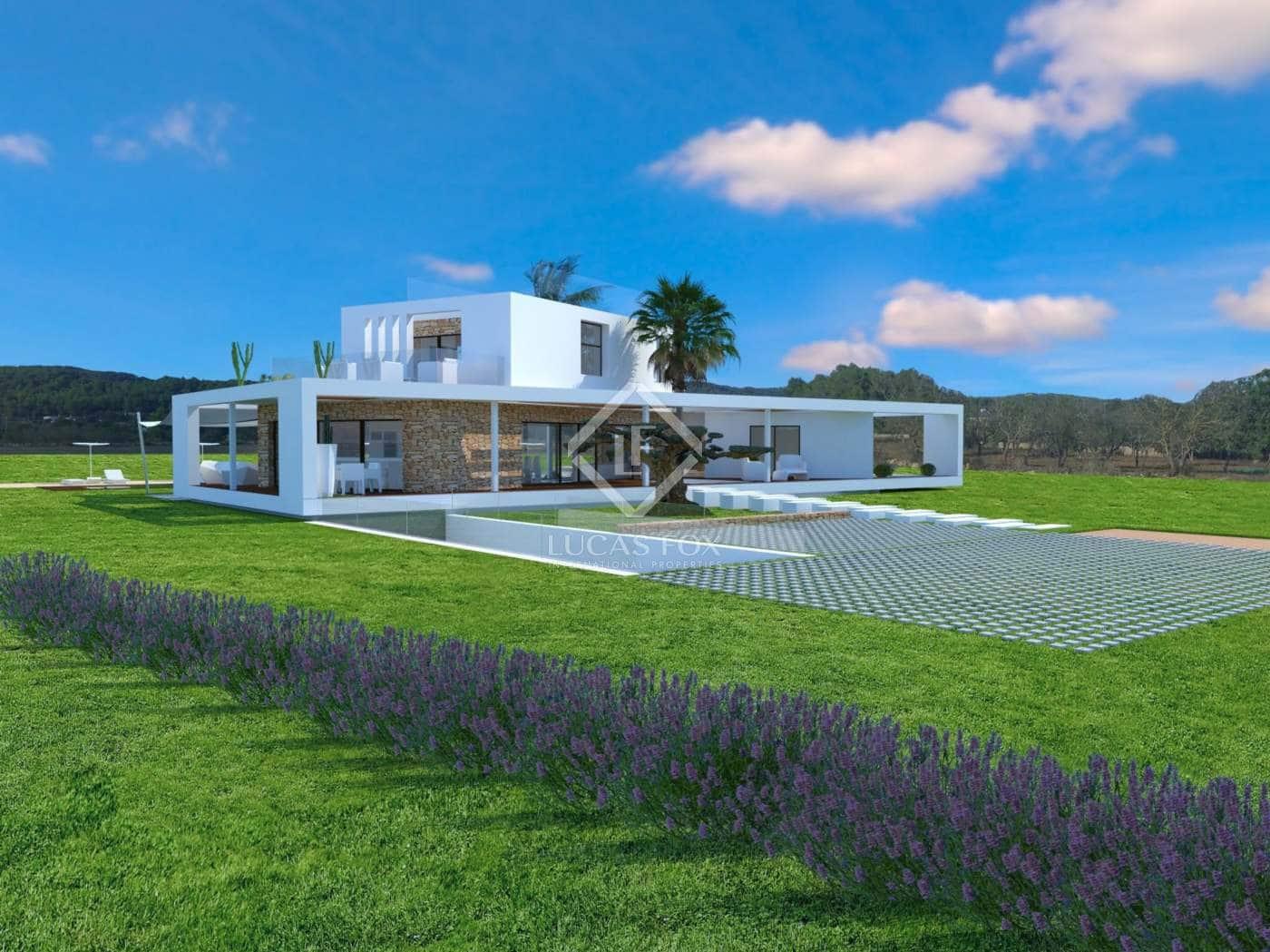 Bauplatz zu verkaufen in Sant Antoni de Portmany - 2.550.000 € (Ref: 4134157)