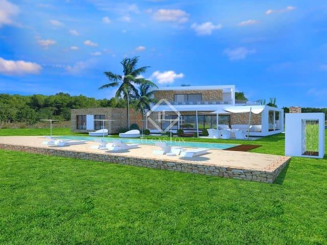 Terrain à Bâtir à vendre à Sant Antoni de Portmany - 2 550 000 € (Ref: 4134157)