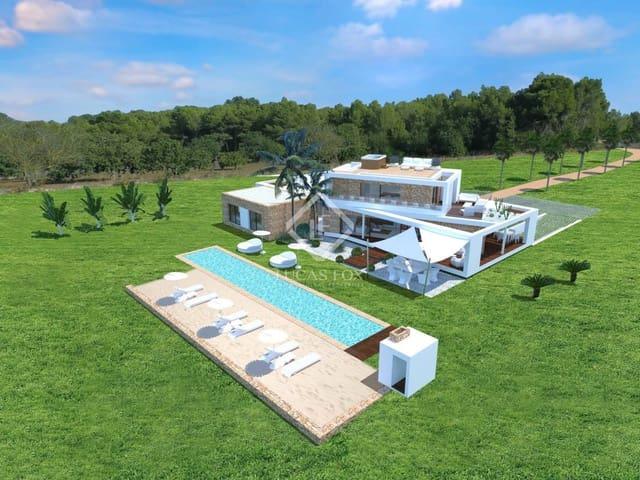 Byggetomt til salgs i Sant Antoni de Portmany - € 2 550 000 (Ref: 4134157)