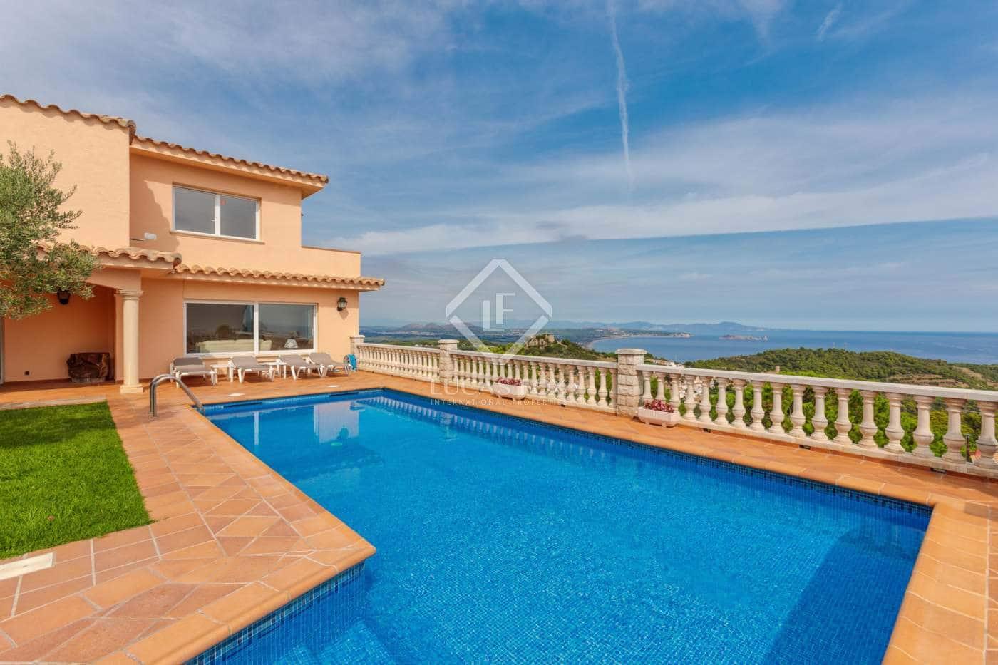 6 Zimmer Villa zu verkaufen in Begur mit Pool Garage - 1.330.000 € (Ref: 4192337)