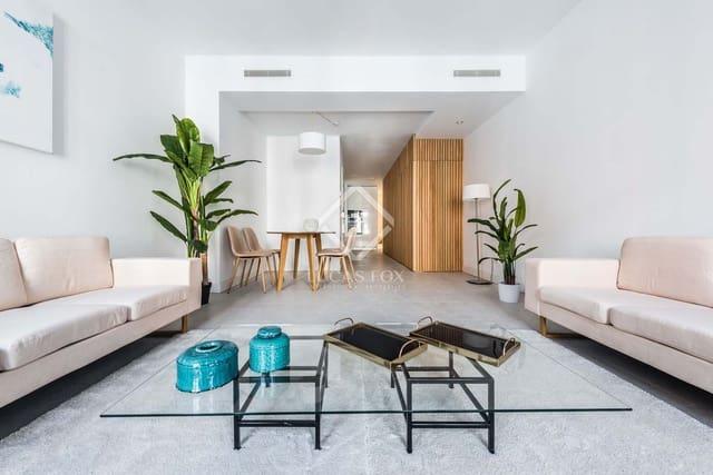 2 chambre Appartement à vendre à Madrid ville - 1 018 494 € (Ref: 4201160)