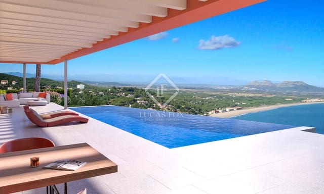 5 chambre Villa/Maison à vendre à Sa Riera avec piscine garage - 1 955 000 € (Ref: 4313634)