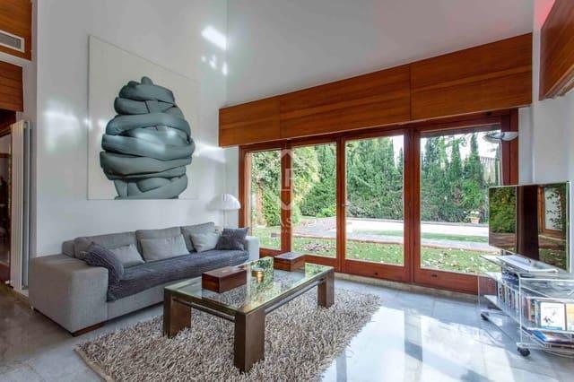 5 sypialnia Willa do wynajęcia w Rocafort z basenem garażem - 3 500 € (Ref: 4369823)