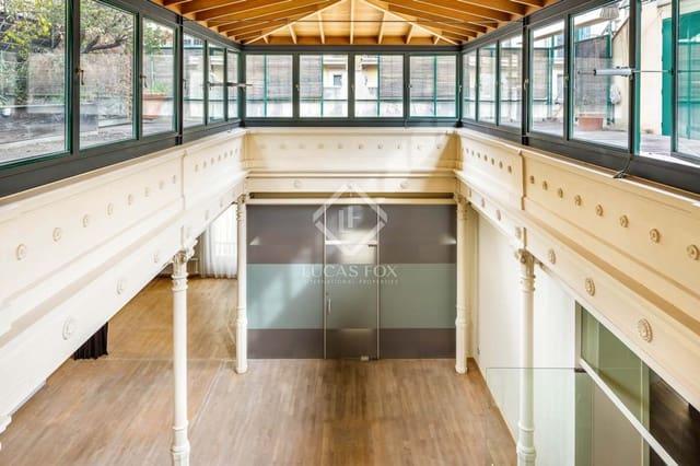 4 chambre Local Commercial à vendre à Barcelone ville avec piscine garage - 4 900 000 € (Ref: 4428268)