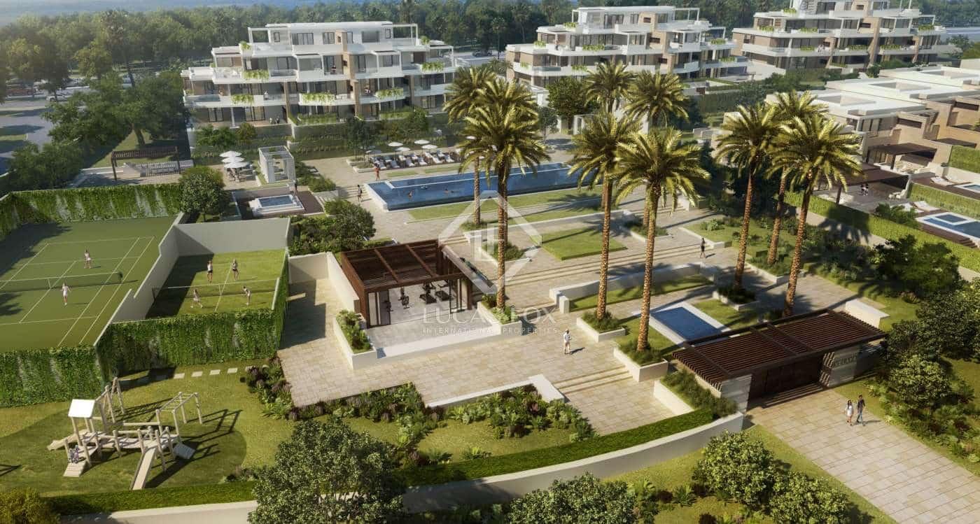 3 bedroom Villa for sale in Marbella with pool garage - € 2,160,000 (Ref: 4440492)