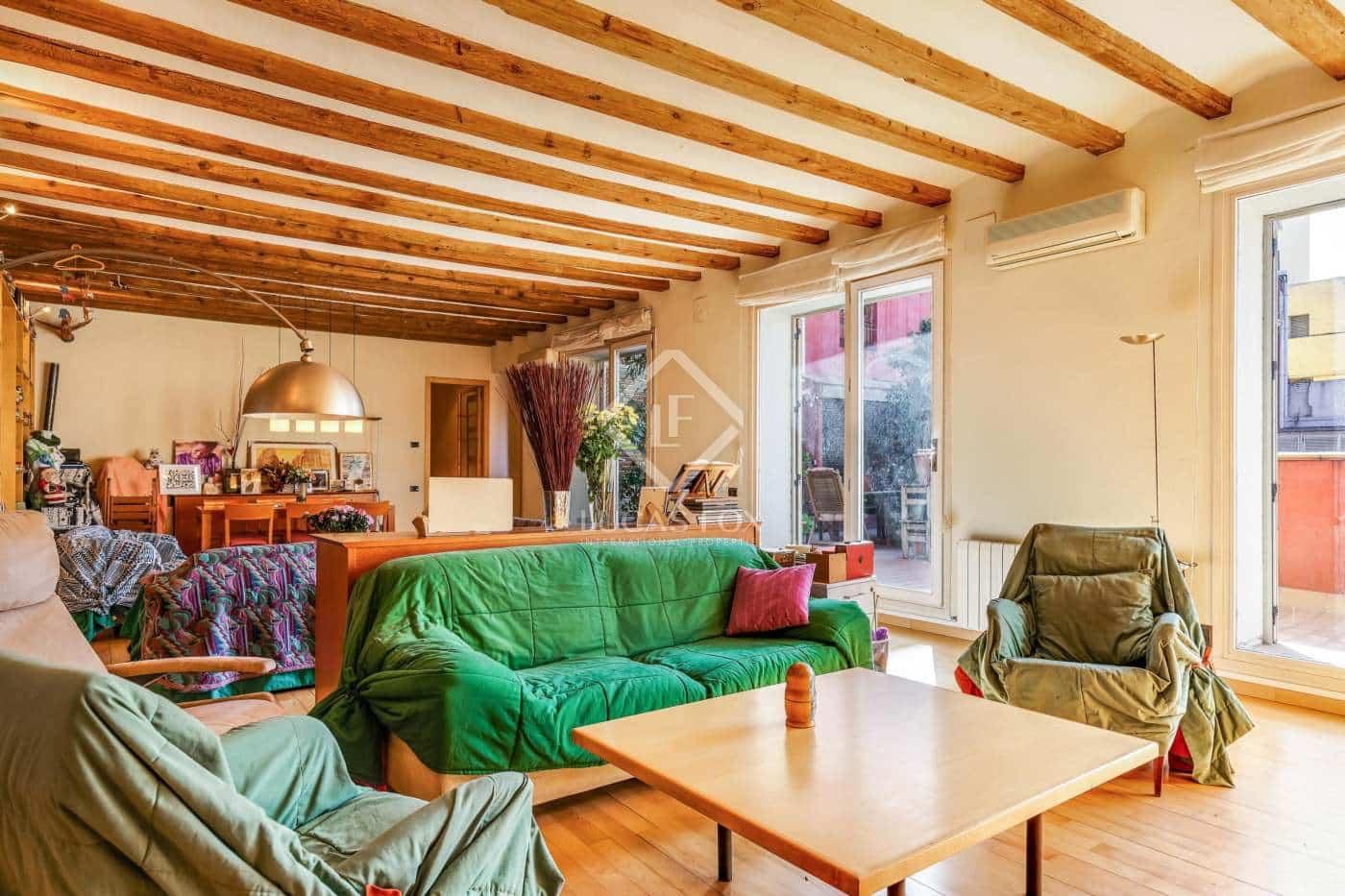 4 slaapkamer Penthouse te koop in Barcelona stad - € 1.450.000 (Ref: 4471896)
