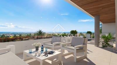 4 Zimmer Penthouse zu verkaufen in Pucol mit Pool - 850.000 € (Ref: 4580764)