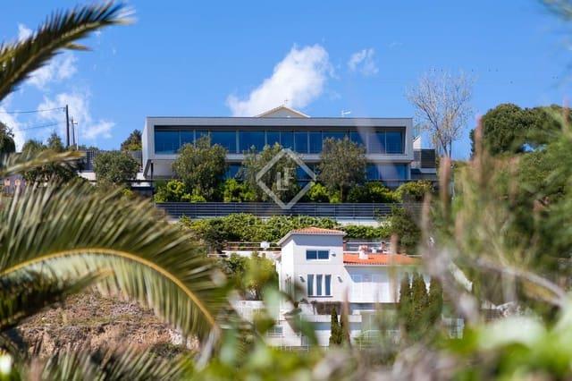 3 Zimmer Villa zu verkaufen in Alella mit Pool Garage - 2.500.000 € (Ref: 4621059)