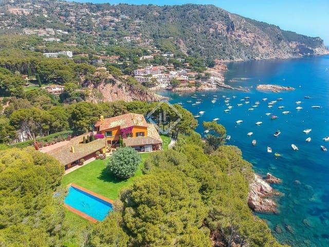 12 soverom Villa til salgs i Begur med svømmebasseng garasje - € 14 000 000 (Ref: 4645724)
