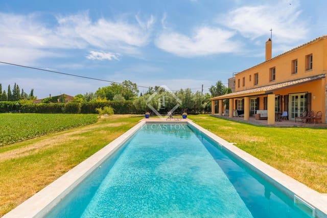 5 soverom Villa til salgs i Parlava med svømmebasseng garasje - € 1 590 000 (Ref: 4671272)