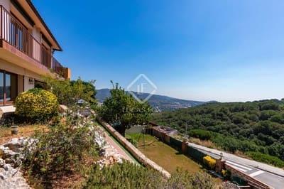 4 Zimmer Villa zu verkaufen in Argentona mit Pool Garage - 585.000 € (Ref: 4695112)