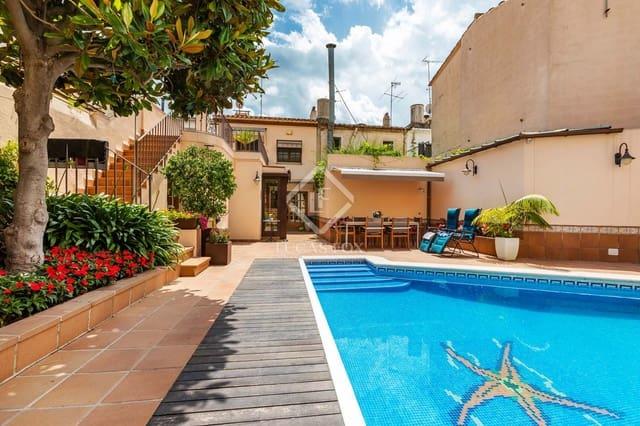 3 soverom Villa til salgs i Vilassar de Mar med svømmebasseng garasje - € 950 000 (Ref: 4742420)