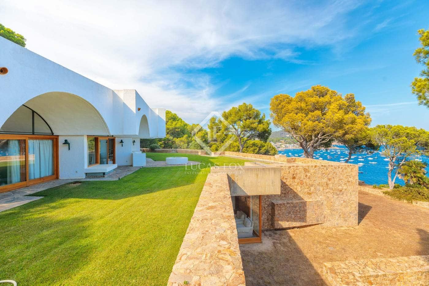 8 sovrum Villa till salu i Calella de Palafrugell med pool garage - 4 750 000 € (Ref: 4749072)