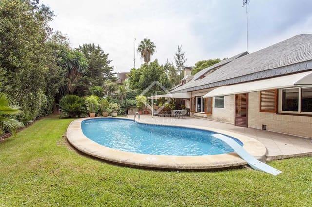 4 sypialnia Willa na sprzedaż w Rocafort z basenem garażem - 850 000 € (Ref: 4776966)