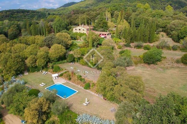 11 sypialnia Finka/Dom wiejski na sprzedaż w Sales de Llierca z basenem garażem - 2 250 000 € (Ref: 4783424)