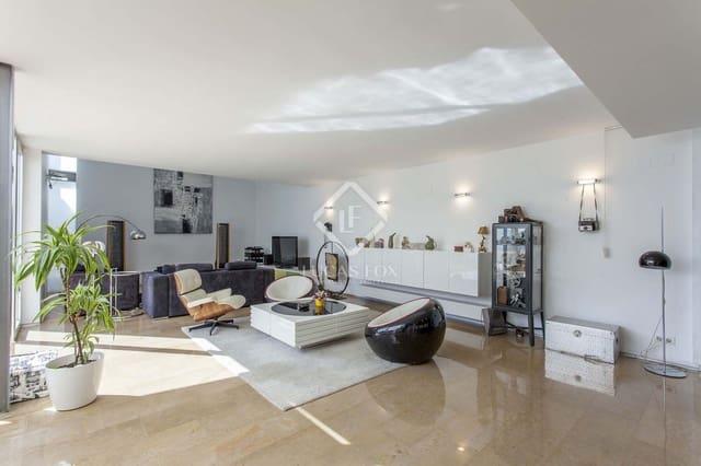 5 soverom Villa til leie i Betera med svømmebasseng garasje - € 4 000 (Ref: 4850112)