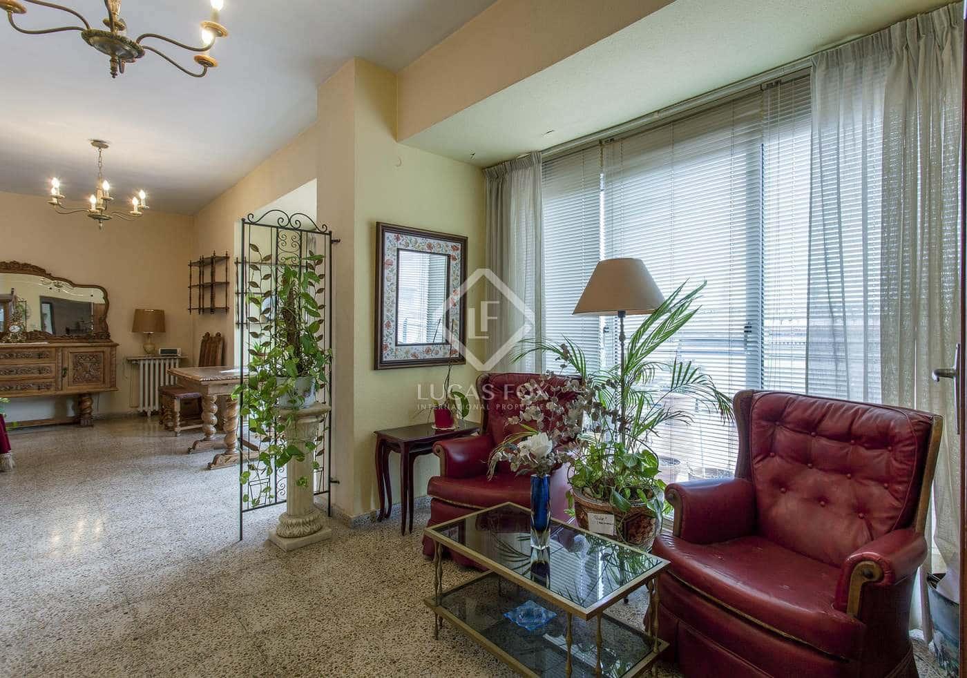 4 Zimmer Penthouse zu verkaufen in Valencia Stadt - 720.000 € (Ref: 4896223)