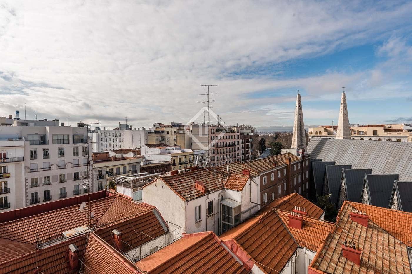 3 chambre Appartement à vendre à Madrid ville - 1 364 370 € (Ref: 5087149)