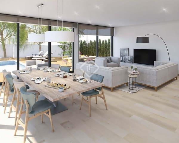 5 slaapkamer Villa te koop in Sitges met zwembad garage - € 1.100.000 (Ref: 5189114)