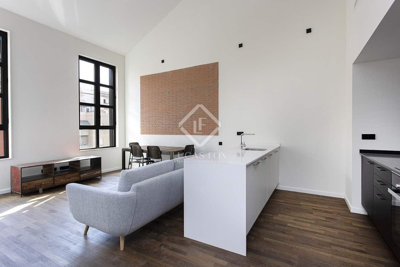 2 slaapkamer Appartement te huur in Barcelona stad met garage - € 1.900 (Ref: 5268409)