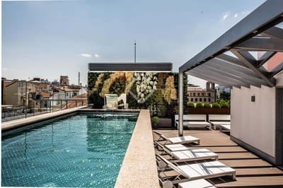 4 bedroom Penthouse for sale in Madrid city with pool garage - € 7,525,000 (Ref: 5332139)