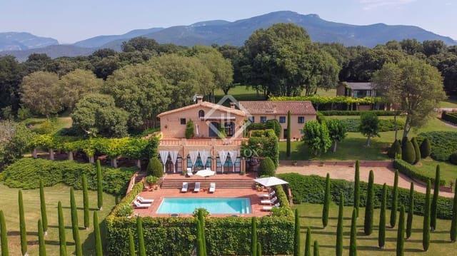 6 sypialnia Finka/Dom wiejski na sprzedaż w Tortella z basenem garażem - 1 700 000 € (Ref: 5353314)