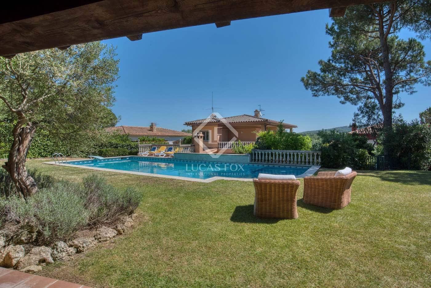 5 sovrum Villa till salu i Calella de Palafrugell med pool garage - 1 350 000 € (Ref: 5360242)